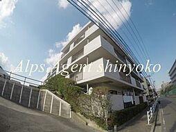 神奈川県横浜市港北区鳥山町の賃貸マンションの外観