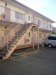 東京都国分寺市戸倉1丁目の賃貸アパートの外観
