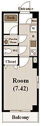 23house[2階]の間取り