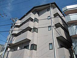 ベルジュネス[5階]の外観