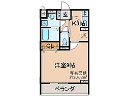 長池駅 5.8万円