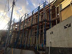 (仮称)西戸部町新築アパート[1階]の外観