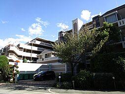 兵庫県西宮市甲陽園日之出町の賃貸マンションの外観