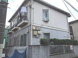 東京都練馬区羽沢1の賃貸アパートの外観