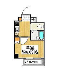 アイディ平和島II[2階]の間取り