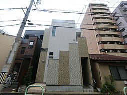 愛知県名古屋市中区新栄2の賃貸アパートの外観