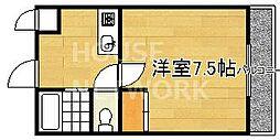 下堤谷口マンション[305号室号室]の間取り