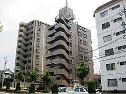 愛知県名古屋市瑞穂区八勝通2の賃貸マンションの外観