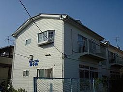 宮城県仙台市若林区河原町2丁目の賃貸アパートの外観