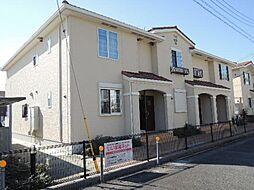 静岡県富士市米之宮町の賃貸アパートの外観