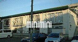 コーポグリーン志水[2階]の外観