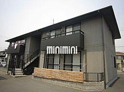 I.Mパルク C棟[1階]の外観