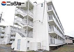 ビレッジハウス新開 2[3階]の外観
