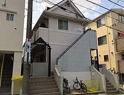 愛知県名古屋市南区駈上1丁目 の賃貸アパートの外観