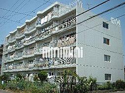 愛知県名古屋市瑞穂区中根町5丁目の賃貸マンションの外観