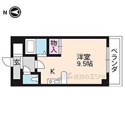 【敷金礼金0円!】京阪本線 神宮丸太町駅 徒歩5分