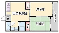 学園都市駅 5.4万円