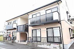 岡山県倉敷市玉島長尾の賃貸アパートの外観