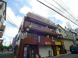 松戸カネカビル[5階]の外観