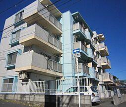 神奈川県相模原市緑区橋本5の賃貸マンションの外観