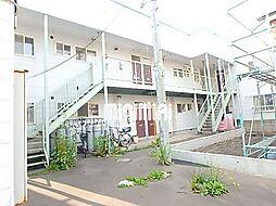 サンハイツヤマモトB[2階]の外観