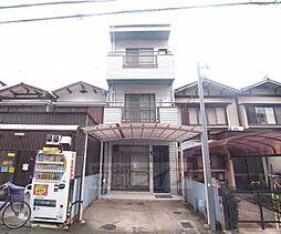 京都府京都市右京区嵯峨野芝野町の賃貸マンションの外観