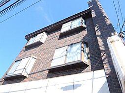 エクセルヤマナシ[2階]の外観