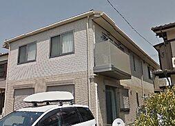 三重県四日市市ときわ2丁目の賃貸アパートの外観