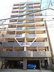 福岡県福岡市中央区白金1の賃貸マンションの外観