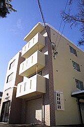 北海道札幌市豊平区平岸八条13丁目の賃貸マンションの外観