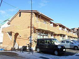 レジデンス山本I[2階]の外観
