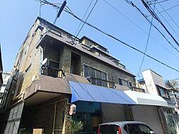 兵庫県神戸市灘区宮山町2丁目の賃貸マンションの外観