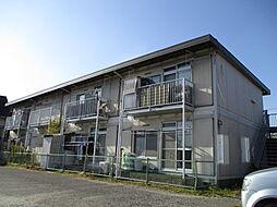 グリーンハイツ福田[203号室]の外観