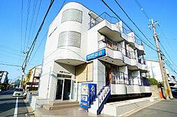 内藤マンション[3階]の外観