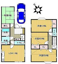 信貴山口駅 1,058万円
