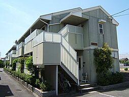 京都府京都市伏見区淀美豆町の賃貸アパートの外観