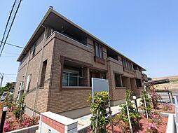 千葉県我孫子市都の賃貸アパートの外観