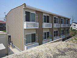 愛知県名古屋市緑区鳴海町字水広下の賃貸アパートの外観