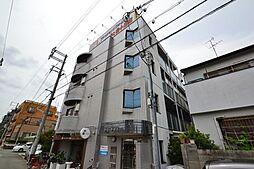 兵庫県神戸市東灘区本山北町3丁目の賃貸マンションの外観