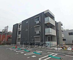京都府宇治市小倉町神楽田の賃貸アパートの外観