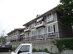 ルシエール三田3番館A棟[203号室]の外観