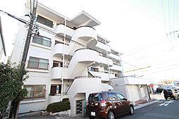 愛知県名古屋市緑区池上台2丁目の賃貸マンションの外観