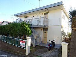 神奈川県横浜市戸塚区汲沢4丁目の賃貸アパートの外観