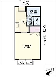 M&IHOUSE[1階]の間取り