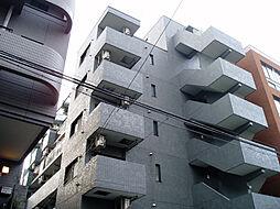 京都府京都市中京区柊町の賃貸マンションの外観