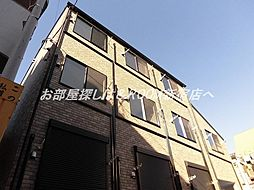 アイディ蒲田(id蒲田)[1階]の外観