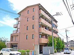 近鉄奈良線 菖蒲池駅 徒歩6分の賃貸マンション
