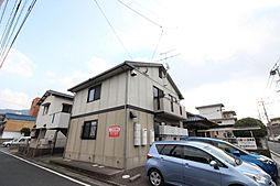 セジュール津崎[2階]の外観