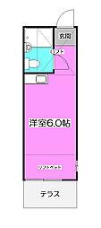 ハイグレースPART1[1階]の間取り
