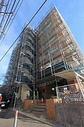 神奈川県横浜市港南区笹下3丁目の賃貸マンションの外観